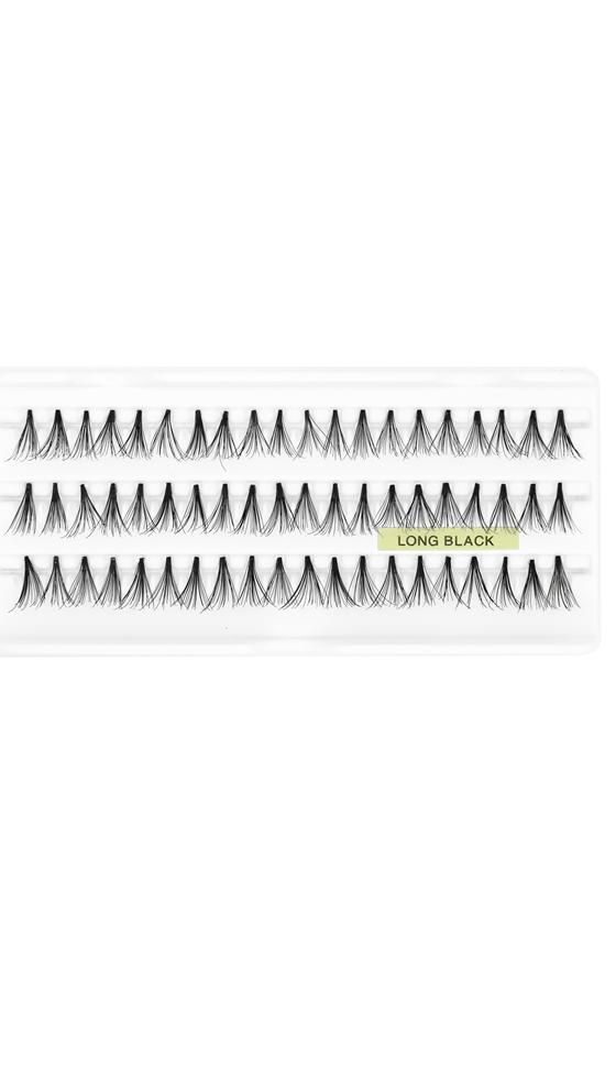 125 Kozel Extra Topuzsuz Gür Kirpik (Long)