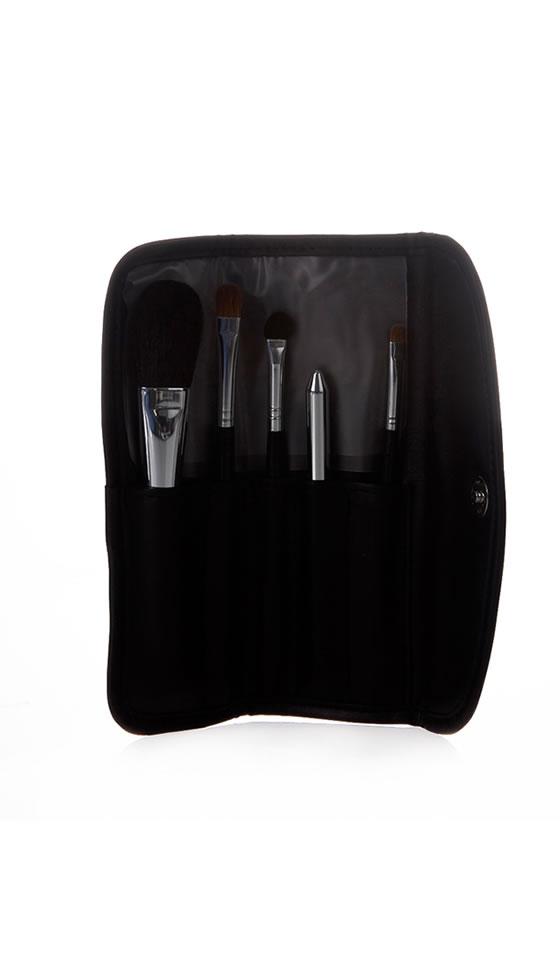 2 Samur 5li Fırça Set